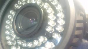 Security Cameras, CCTV