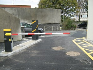 Traffic Control Barriers, Car Parking Systems